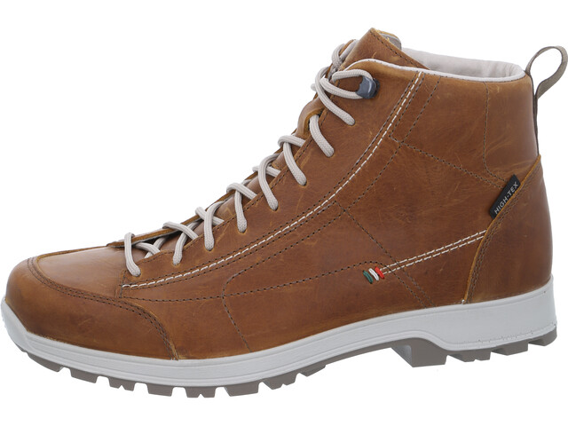 High Colorado Sölden Mid High Tex Buty trekkingowe, light brown